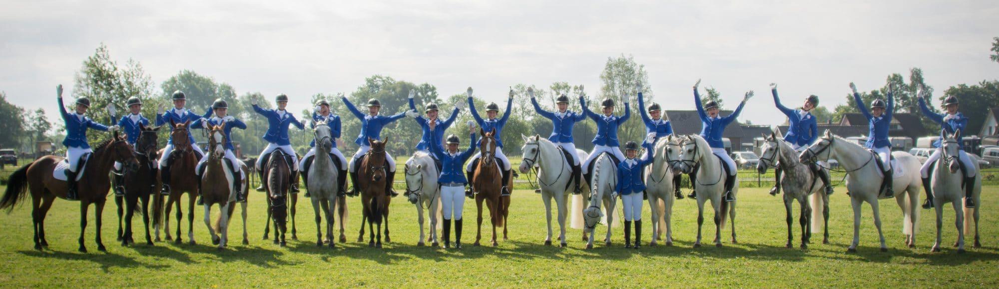 Pony en Ruiterclub Westland